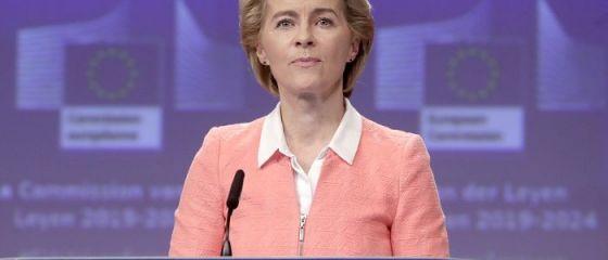 Ursula von der Leyen cere României, Ungariei şi Franţei să urgenteze desemnarea comisarilor europeni