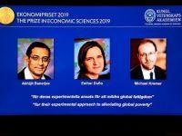 Premiul Nobel pentru Economie. Câștigători: Abhijit Banerjee, Esther Duflo, Michael Kremer