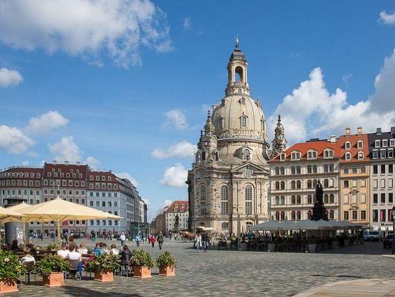 Un oraș din Germania declară  stare de urgenţă nazistă . Ce se întâmplă în estul țării