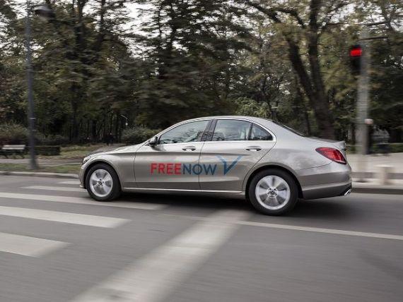 Clever devine Free Now, parte a platformei europene de mobilitate urbană deținută de Daimler și BMW