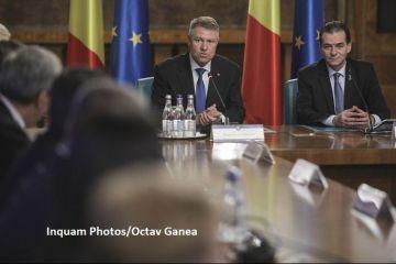 Guvernul Orban a depus jurământul la Palatul Cotroceni. Iohannis:  Mă tem de ce vor găsi noii miniștri în ministere