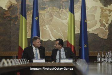 Iohannis, la ședința de Guvern:  Unii miniştri au găsit în ministere o situaţie foarte proastă . Primele decizii luate de Orban