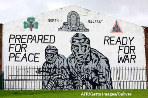 Încă o țară s-ar putea rupe de Regatul Unit, după Brexit. Irlanda de Nord vrea referendum pentru unificarea cu Rep. Irlanda