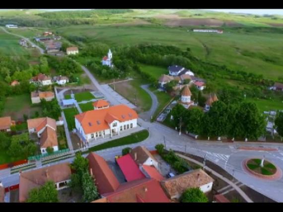 Comuna din România declarată  smart village . Toţi sătenii au carduri speciale