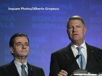 Klaus Iohannis îl desemnează din nou pe Ludovic Orban pentru funcția de premier
