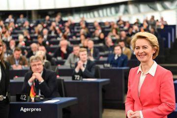 Comisia Europeană a fost votată în PE. Ursula von der Leyen promite transformarea Europei. Statul de drept, migrația și schimbările climatice, printre priorități