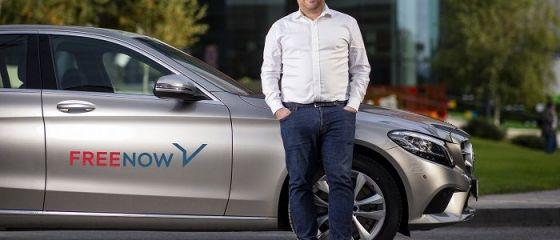Clever devine FREE NOW, platformă deținută de Daimler și BMW, și se relansează în România cu 100.000 de curse gratuite și 50% reducere la plățile cu cardul