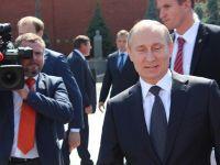 Putin a inaugurat o autostradă  nemaivăzută în istoria construcţiei de drumuri . Leagă Moscova de Sankt Petersburg în 6 ore și testează vehicule fără șofer