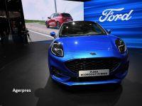 Primele Ford Puma produse la Craiova au plecat la export de Ziua Națională a României. Cine sunt europenii care le vor conduce