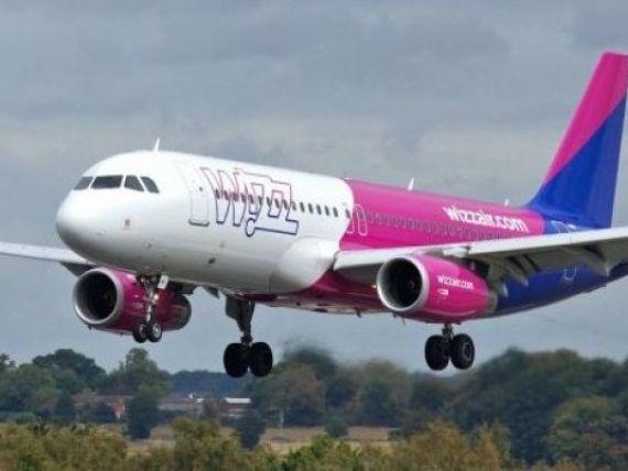 Planurile Wizz Air pentru România, în 2020. Aduce încă un Airbus A321 la București și lansează zboruri către Praga și Sevilla