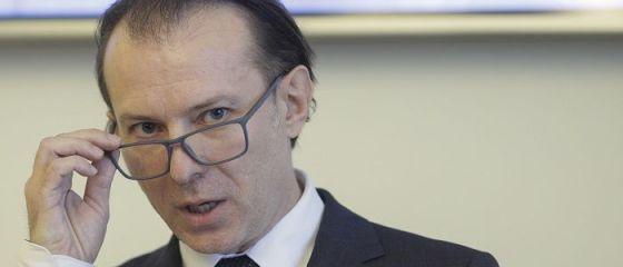 Klaus Iohannis l-a desemnat pe Florin Cîţu pentru funcţia de prim-ministru