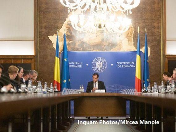 Guvernul a suplimentat bugetul Ministerului Sănătăţii cu 350 mil. lei pentru achiziția de materiale santitare, în contextul coronavirusului
