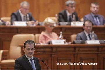 Guvernul şi-a angajat răspunderea în Parlament pe legile privind prorogarea unor termene în Justiţie, abrogarea OUG 51/ 2019 şi instituirea unor plafoane pentru cheltuieli publice