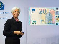 BCE păstrează nemodificată dobânda cheie, în prima ședință sub conducerea noului președinte Christine Lagarde