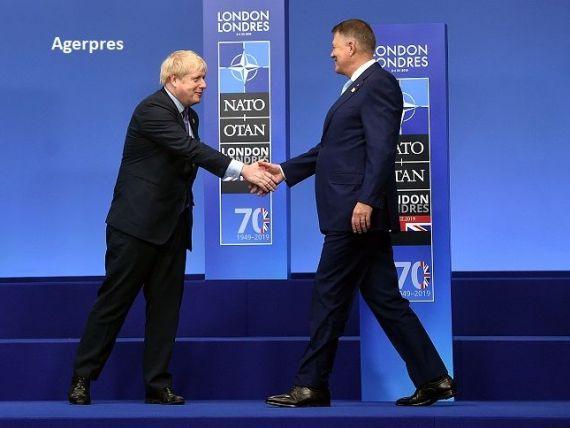 Reacția președintelui Iohannis, după alegerile din Marea Britanie:  Rezultatul este foarte bun pentru românii care locuiesc acolo