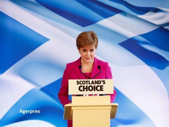 Scoția nu se lasă  întemnițată  de Marea Britanie. Cum vrea să-și obțină independența