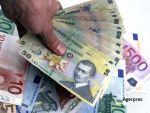 Euro se apropie de maximul atins în martie. Cursul anunțat de BNR