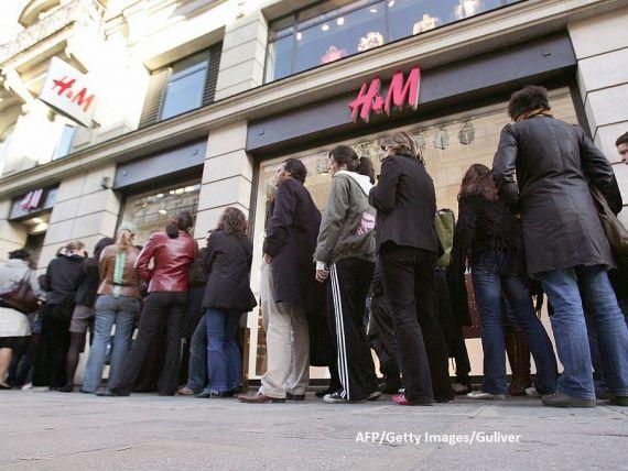 H M raportează prima creștere a profiturilor, după patru ani de scădere. Cum au accelerat suedezii vânzările