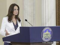 Mădălina Dobrovolschi a demisionat din funcția de purtător de cuvânt al președintelui Iohannis
