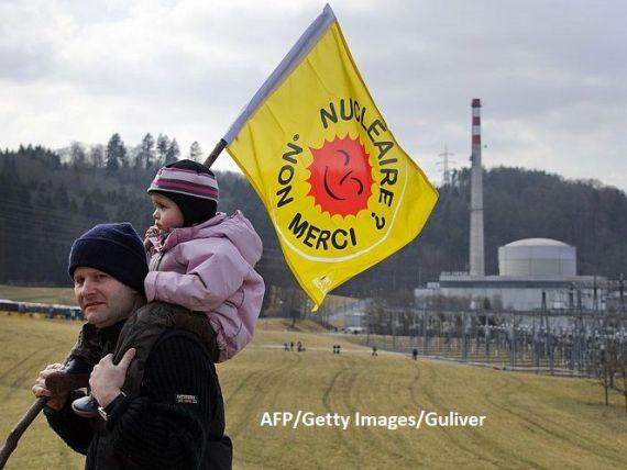 Prima țară din Europa care renunță la energia atomică, după dezastrul de la Fukushima. În premieră, a deconectat vineri de la rețea o centrală nucleară