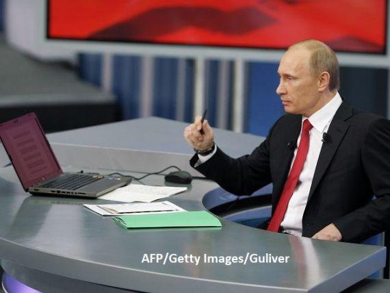 Putin se pregătește de un  cyber-război  mondial. Rusia testează  internetul suveran , care îi permite să se izoleze de serverele străine