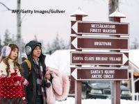 """""""Țara lui Moș Crăciun"""", invadată de străini. Turismul în Laponia a crescut masiv, spre îngrijorarea populației băștinașe saami"""