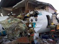 Tragedie în Kazahstan. Un avion cu 100 de persoane la bord s-a prăbușit