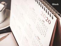 Zile libere 2020. Calendarul zilelor libere acordate angajaților