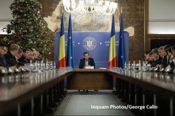 Guvernul s-a reunit în ultima ședință din acest an. Legea bugetului ar putea intra în vigoare pe 6 ianuarie, dacă nu va fi contestată la CCR