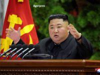 """Măsuri drastice în țara cu cea mai ermetică dictatură de pe planetă. Kim Jong-un anunță o """"cotitură decisivă"""" pentru Coreea de Nord"""