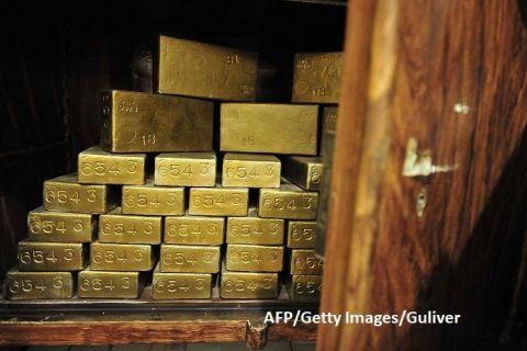 Cât ar costa repatrierea aurului României. Rezerva ar fi adusă cu avionul de pe Heathrow