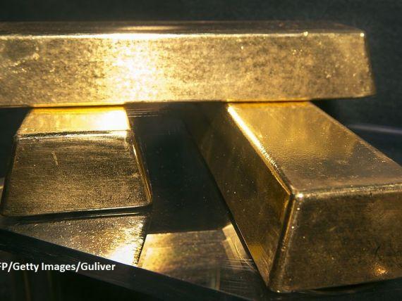 Aurul atinge un nou maxim istoric în România. Cu cât se vinde gramul de metal prețios