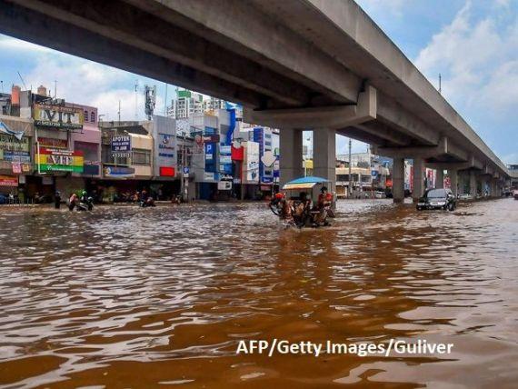 Metropola care se scufundă cel mai rapid din lume. Țara nevoită să-și schimbe capitala, începând din acest an