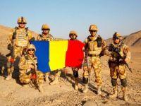 Militarii români din Irak au fost relocați. Anunțul lui Iohannis