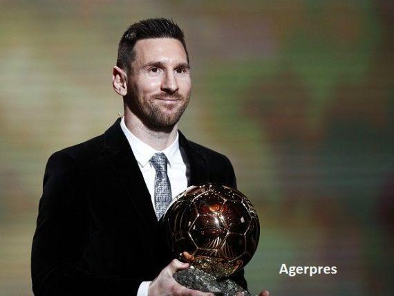 Lionel Messi face reclamă celei mai mari bănci din România