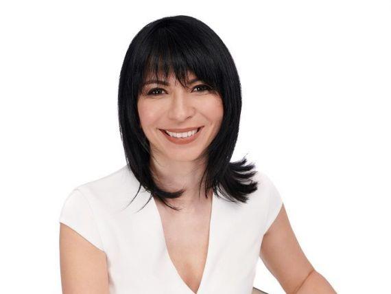 Angela Crețu, prima româncă ce preia conducerea companiei de cosmetice Avon, la nivel global