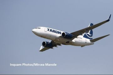 Tarom va continua să zboare în următoarele șase luni. CE a aprobat împrumutul cu care statul vrea să salveze compania de la faliment
