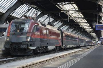 Cursa feroviară de noapte Viena-Bruxelles debutează duminică seara. Mai mulți europarlamentari renunță la avion, în lupta cu încălzirea globală