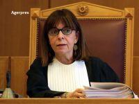 Grecia are, pentru prima dată în istorie, o femeie președinte. Cine este Ekaterini Sakellaropoulou
