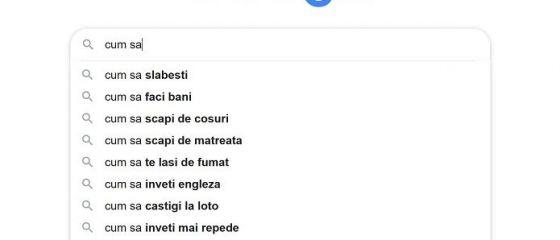 (P) Top 6 întrebări puse de români pe Google în 2019