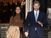 Prima lovitură financiară pentru Meghan și Harry, după ce și-au exprimat dorința să fie independenți. Ce s-a întâmplat cu marca lor înregistrată  Sussex Royal