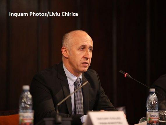 Dan Costescu, fost ministru al Transporturilor, ales director general al CFR Călători: Vreau să ajungem la un parc activ de peste 1.000 de vagoane