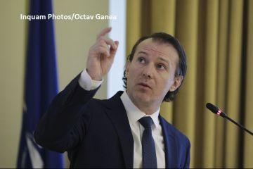 Explicația lui Cîțu pentru cele 4 miliarde de euro împrumutate de România într-o singură lună