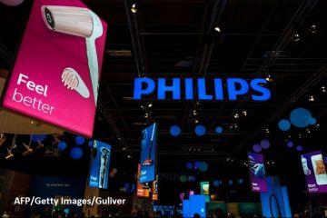 Olandezii de la Philips ies de pe piața electrocasnicelor, pentru a se concentra pe echipamente medicale
