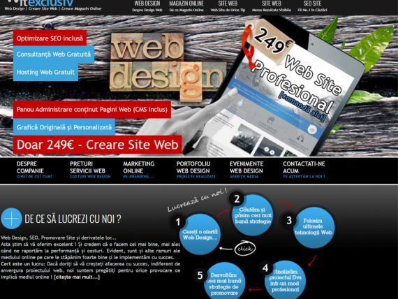 (P) Cele mai bune si avantajoase solutii pentru site-ul tau, vin de la ITeXclusiv.ro!