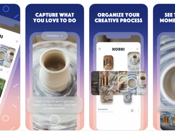 Facebook lansează o nouă aplicaţie, Hobbi