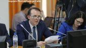"""Ministrul propus al Finanțelor a primit aviz negativ în comisii. Cîțu """"s-a lăudat"""" cu """"uciderea OUG 114"""" şi cu eliminarea supraaccizei la carburanți"""