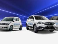 (P) Suzuki își extinde gama de modele hibrid si devine primul producator care comercializeaza doar modele hibrid 12V si 48V