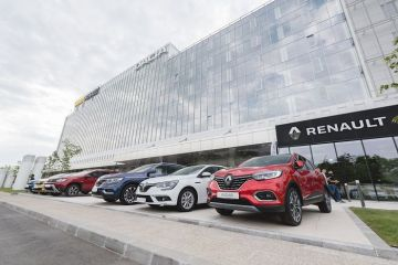 Renault România pune la dispoziţia spitalelor 100 de autovehicule Dacia și Renault, pentru a susţine lupta împotriva COVID-19