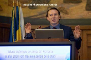 Cîţu:  Fostul Guvern a discutat cu FMI şi BM despre riscul major de a depăşi deficitul de 3%. La preluarea mandatului, în buget nu erau bani de pensii, alocații și medicamente
